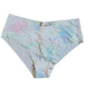 New Victoria's Secret Hipster Panties Leopard XL